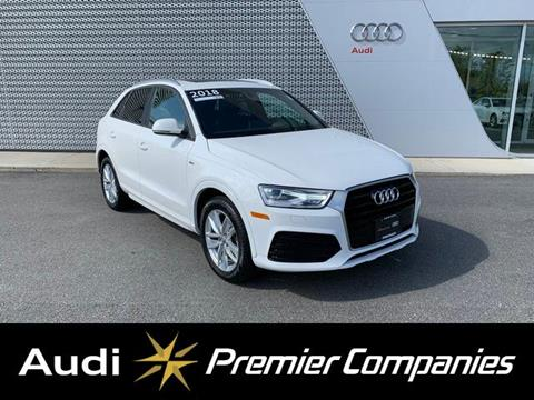 2018 Audi Q3 for sale in Plymouth, MA
