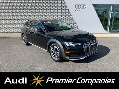 2017 Audi A4 allroad for sale in Plymouth, MA