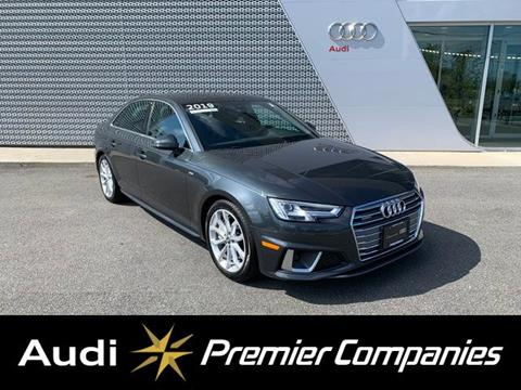 2019 Audi A4 for sale in Plymouth, MA