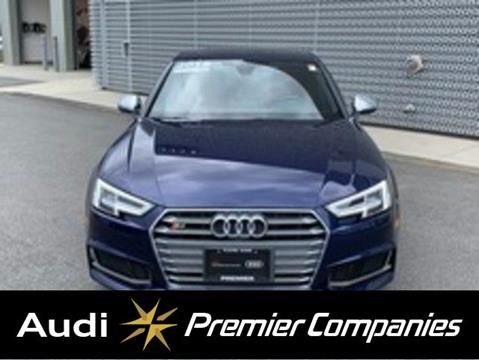 2018 Audi S4 for sale in Plymouth, MA