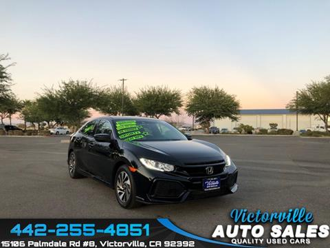 2018 Honda Civic For Sale In Victorville Ca