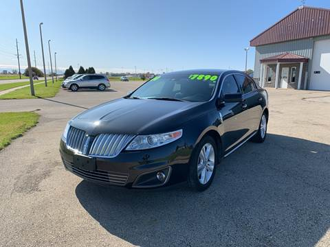 2010 Lincoln MKS for sale in Waupun, WI