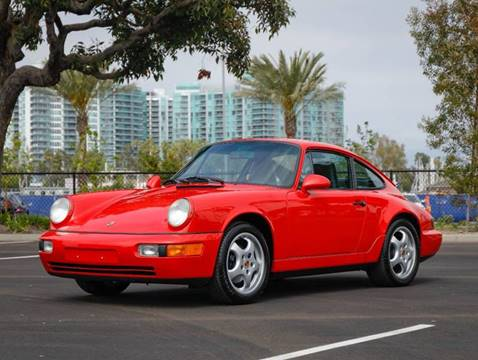 1992 Porsche 911 for sale in Marina Del Rey, CA