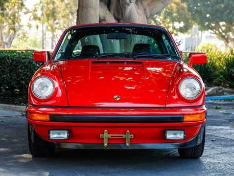 1981 Porsche 911 for sale in Marina Del Rey, CA