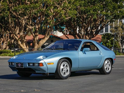 1982 Porsche 928 for sale in Marina Del Rey, CA