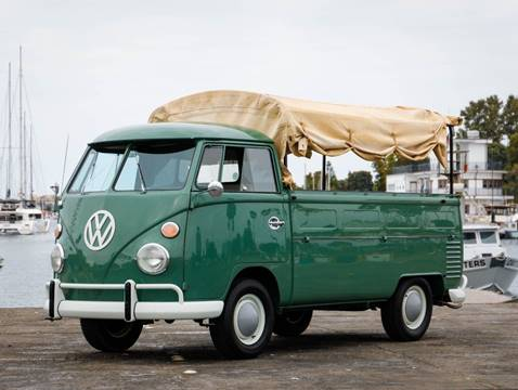 1965 Volkswagen Pickup for sale in Marina Del Rey, CA