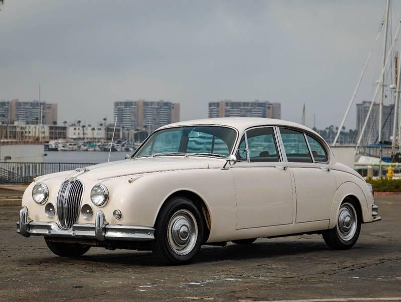 1962 Jaguar MK ll (image 1)
