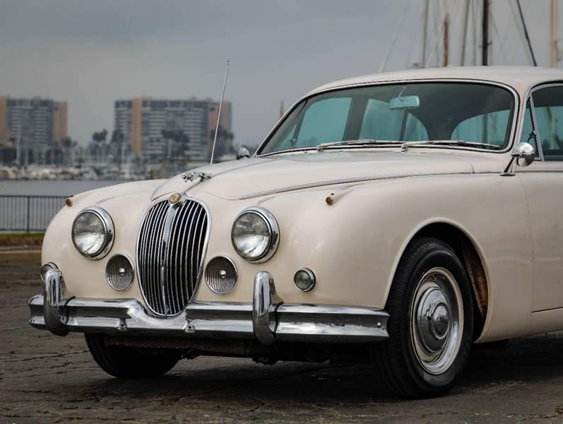 1962 Jaguar MK ll (image 2)