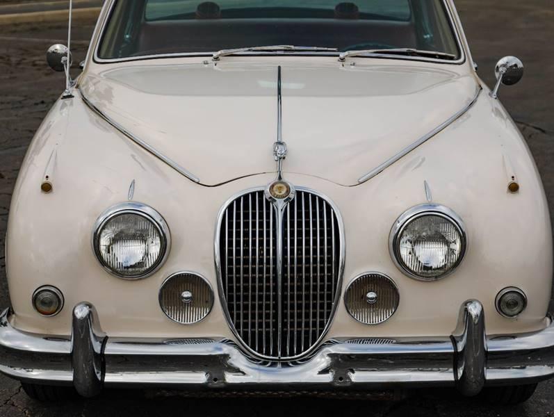 1962 Jaguar MK ll (image 4)