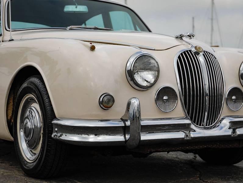 1962 Jaguar MK ll (image 5)