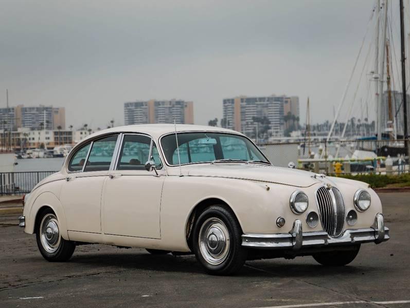 1962 Jaguar MK ll (image 6)