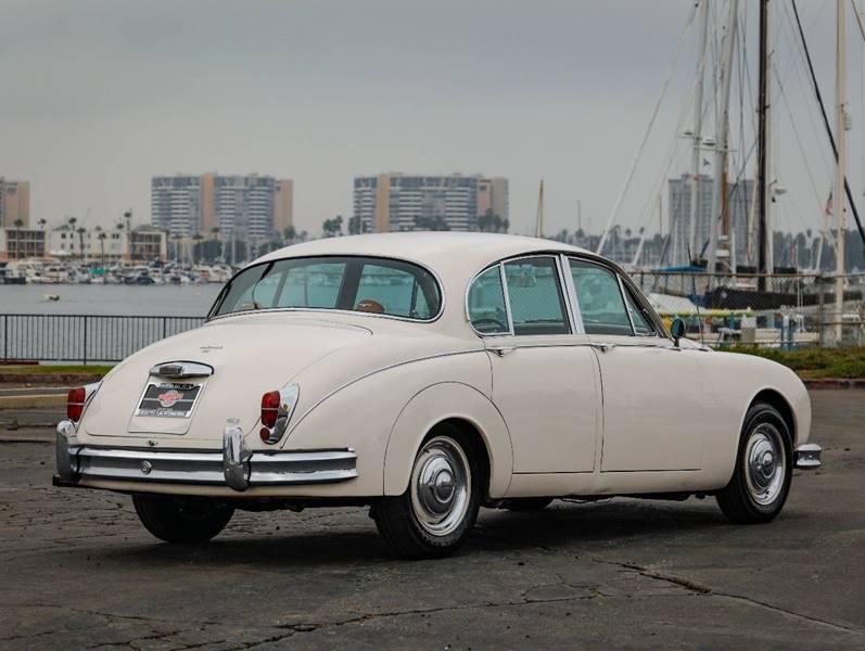 1962 Jaguar MK ll (image 11)
