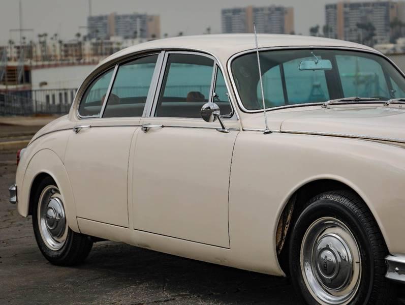 1962 Jaguar MK ll (image 12)