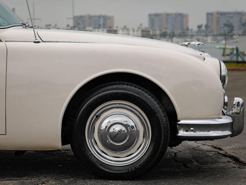 1962 Jaguar MK ll (image 13)