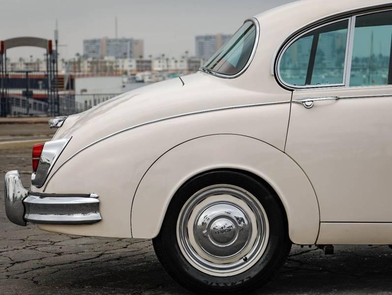 1962 Jaguar MK ll (image 14)