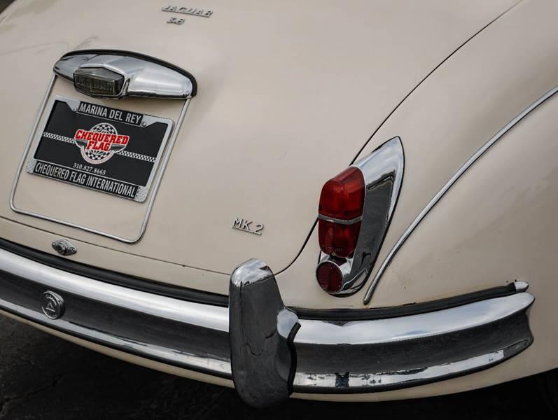 1962 Jaguar MK ll (image 18)