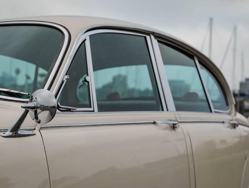 1962 Jaguar MK ll (image 20)