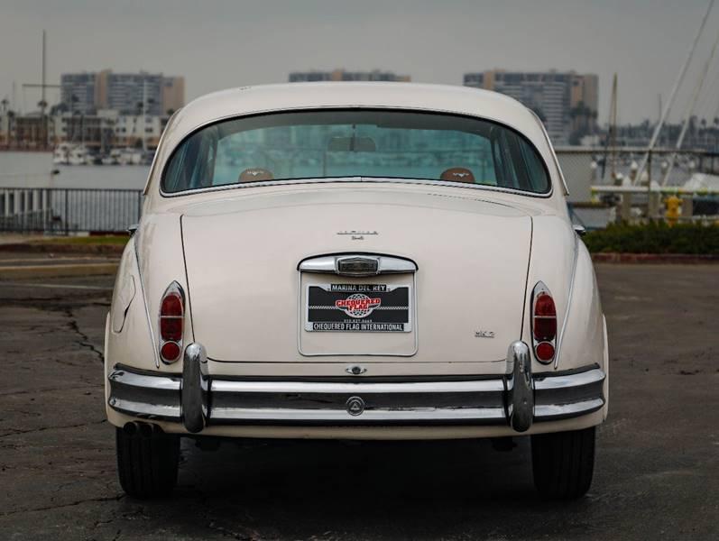 1962 Jaguar MK ll (image 21)
