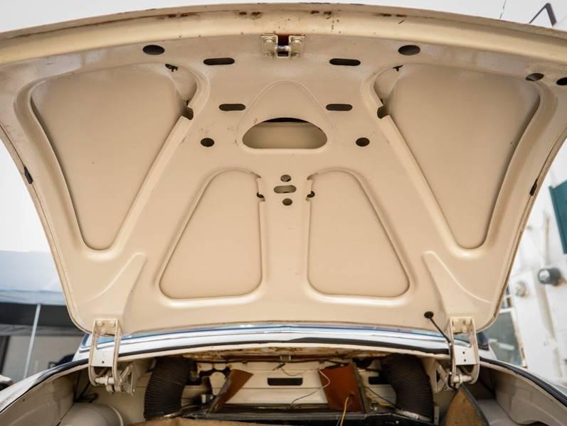 1962 Jaguar MK ll (image 24)