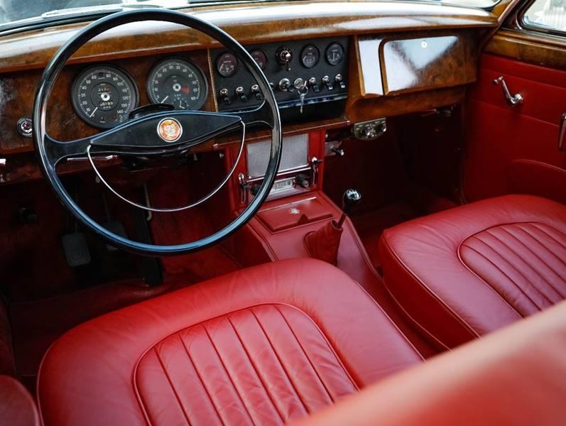 1962 Jaguar MK ll (image 31)
