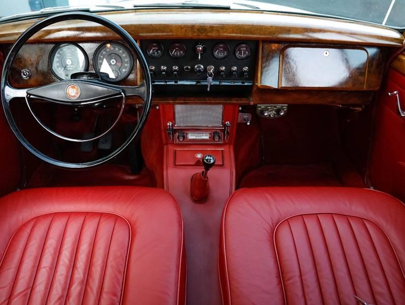 1962 Jaguar MK ll (image 32)