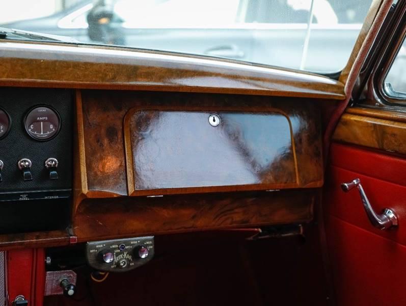 1962 Jaguar MK ll (image 36)