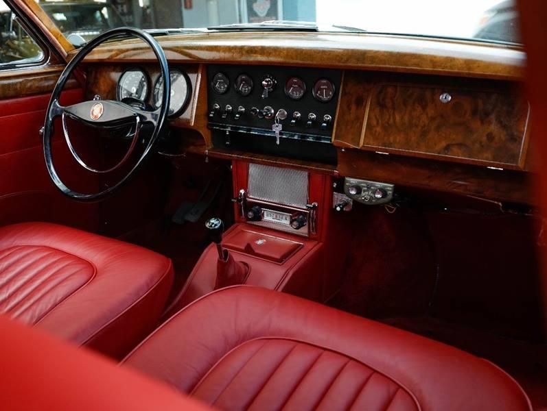 1962 Jaguar MK ll (image 37)