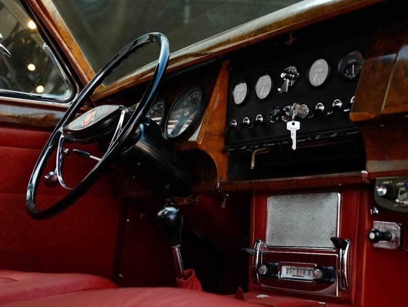 1962 Jaguar MK ll (image 41)