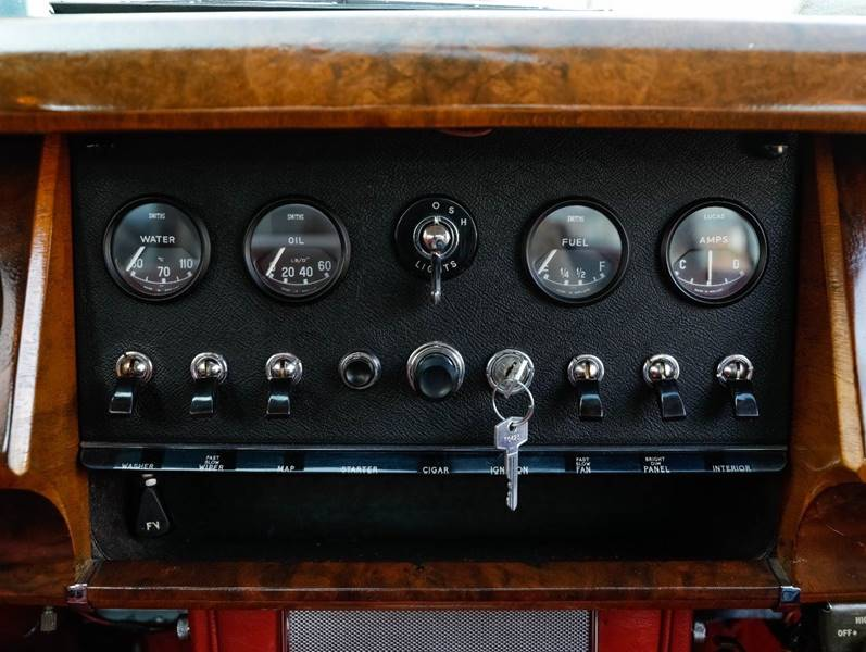 1962 Jaguar MK ll (image 43)
