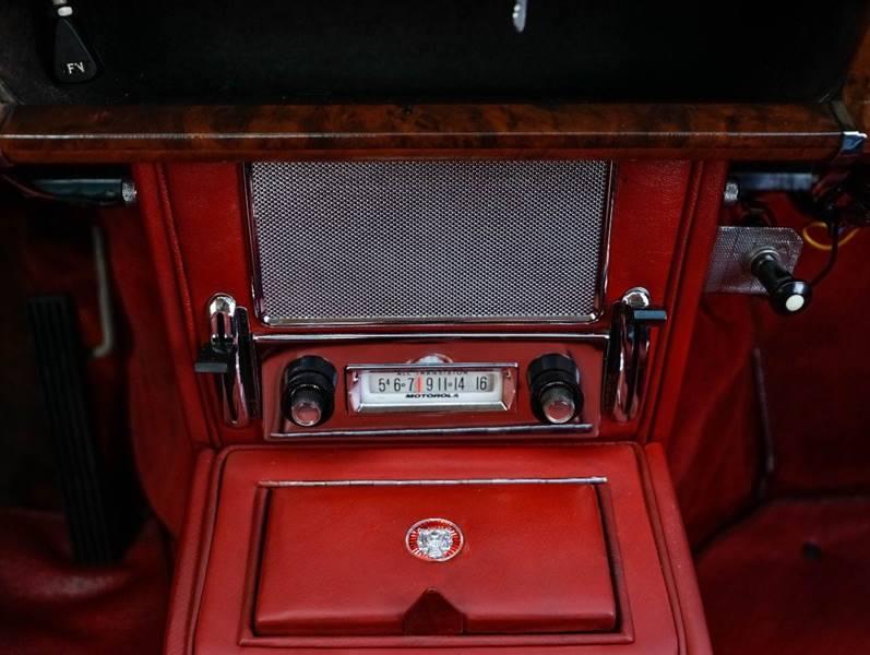 1962 Jaguar MK ll (image 44)