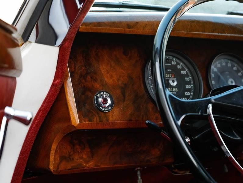 1962 Jaguar MK ll (image 45)