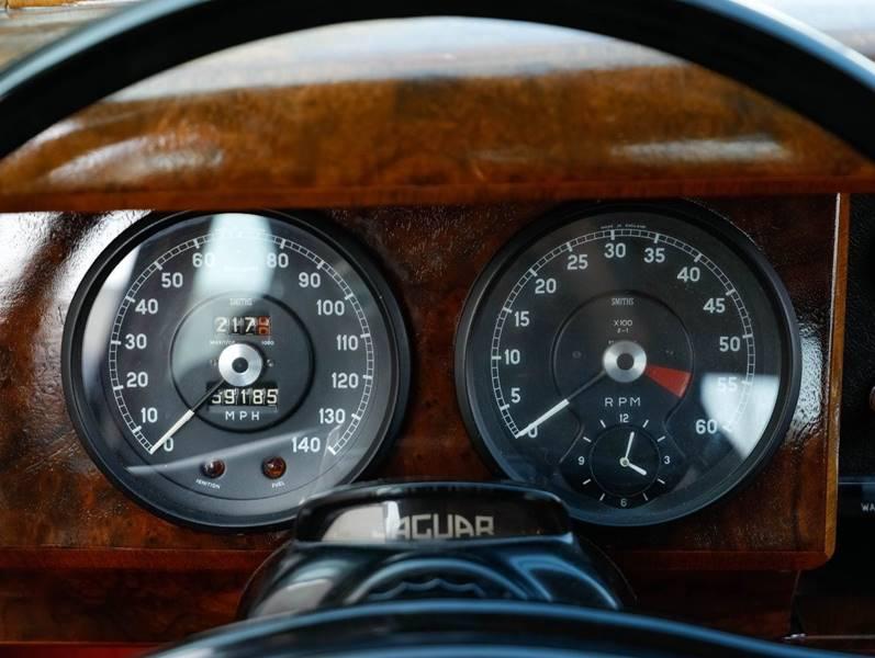 1962 Jaguar MK ll (image 46)