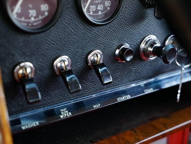 1962 Jaguar MK ll (image 48)