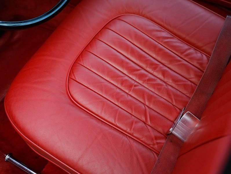 1962 Jaguar MK ll (image 49)