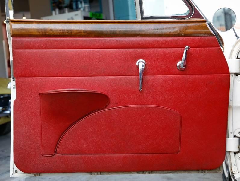 1962 Jaguar MK ll (image 50)