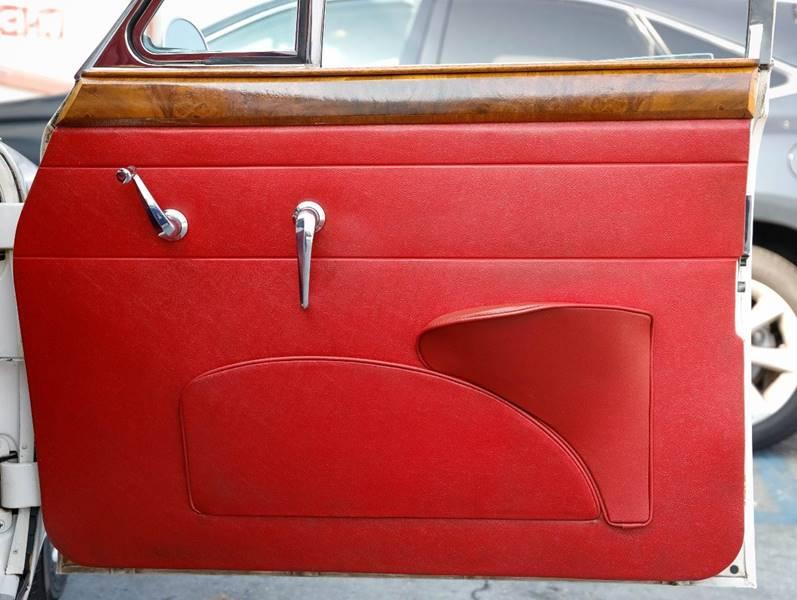 1962 Jaguar MK ll (image 51)