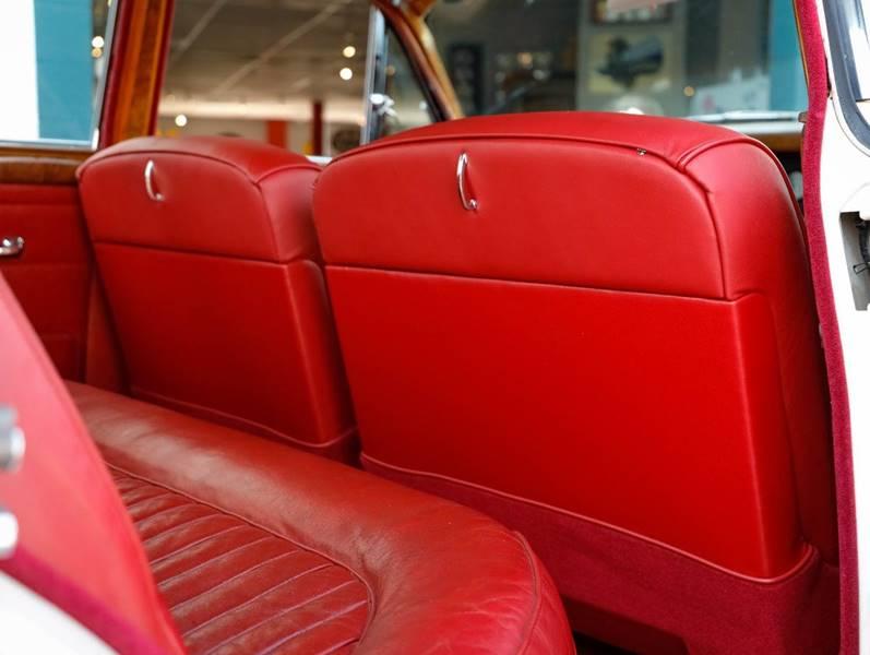 1962 Jaguar MK ll (image 52)
