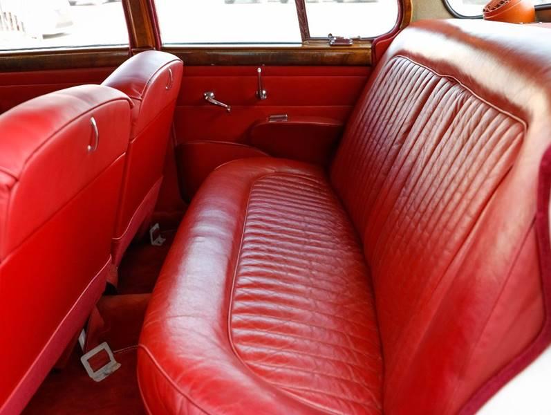 1962 Jaguar MK ll (image 56)