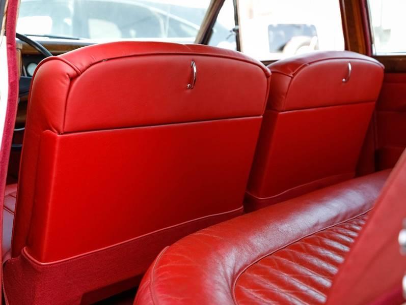 1962 Jaguar MK ll (image 57)
