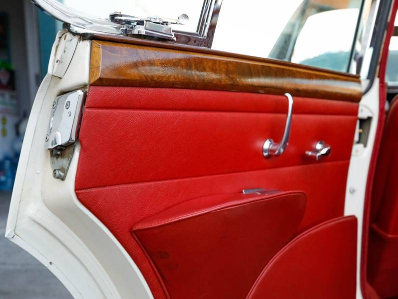 1962 Jaguar MK ll (image 58)