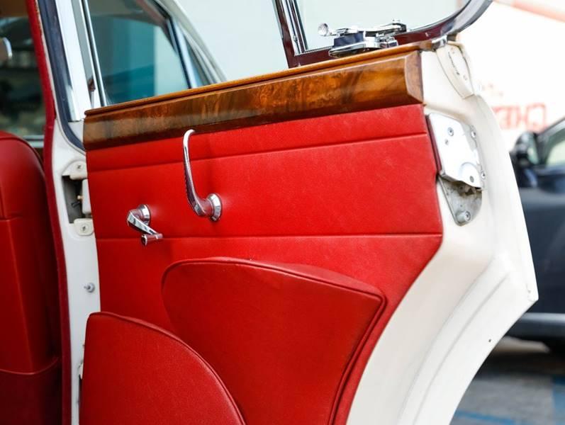 1962 Jaguar MK ll (image 59)