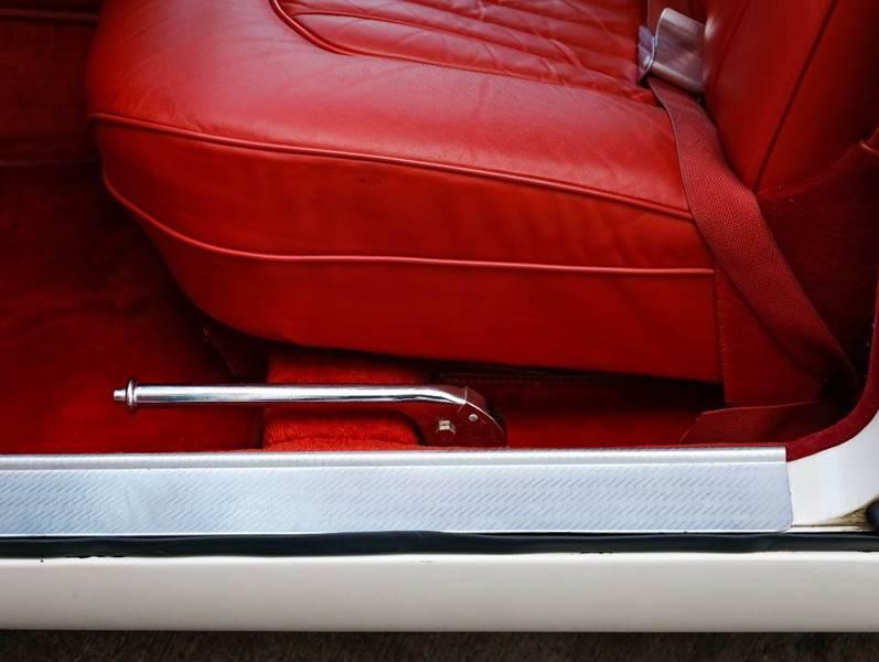 1962 Jaguar MK ll (image 61)