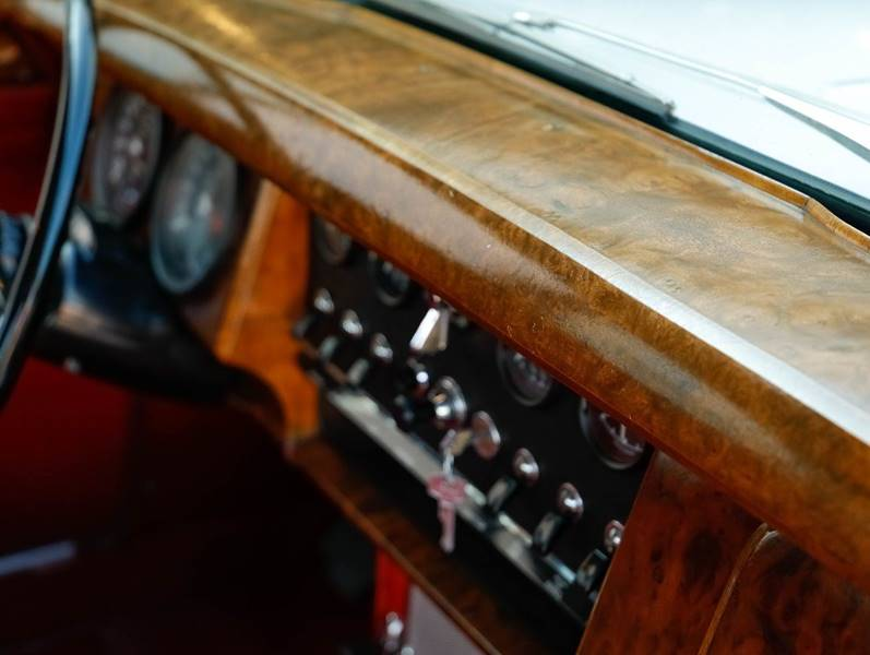 1962 Jaguar MK ll (image 65)