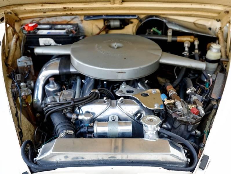 1962 Jaguar MK ll (image 67)