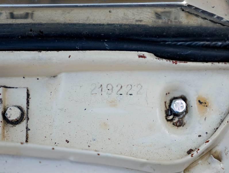 1962 Jaguar MK ll (image 70)