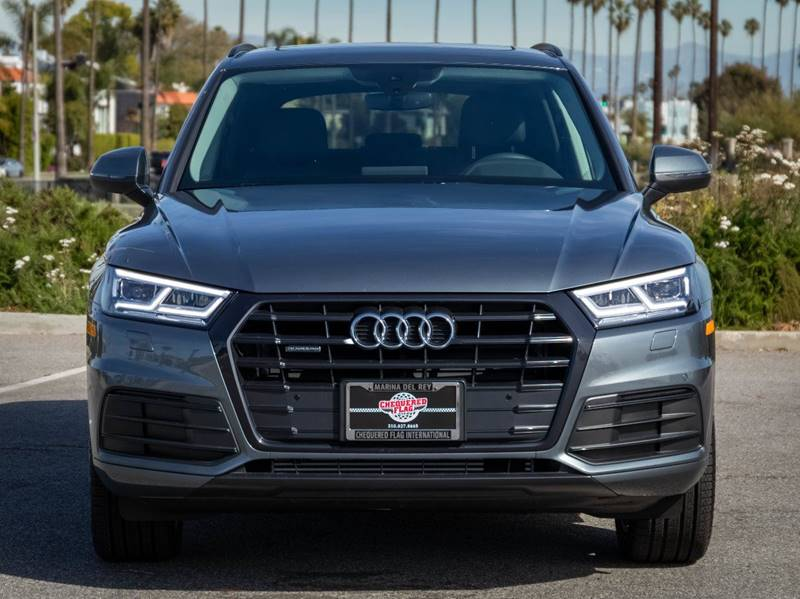 2020 Audi Q5 2.0T quattro Premium Plus (image 4)