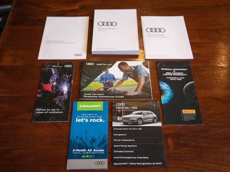 2020 Audi Q5 2.0T quattro Premium Plus (image 66)