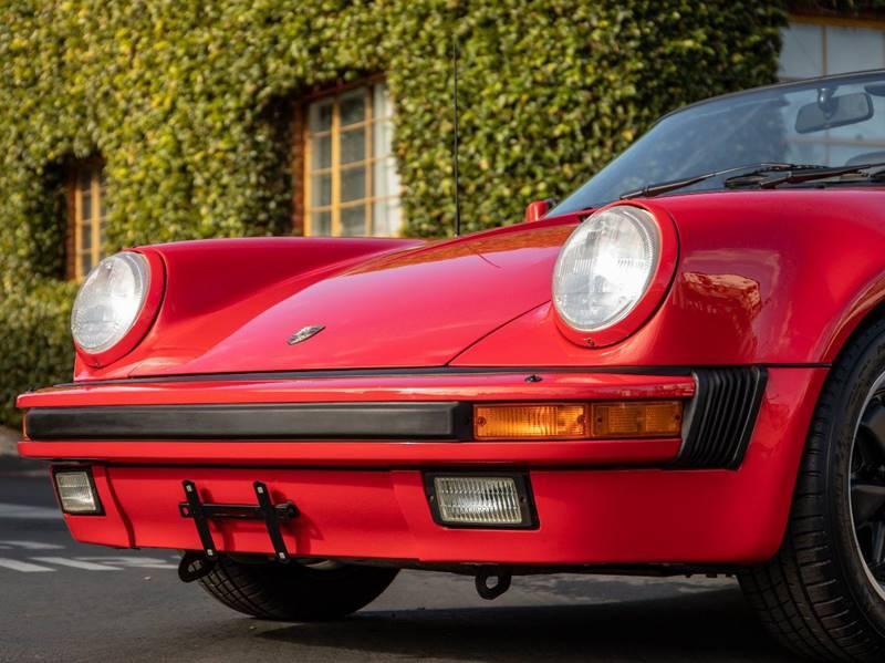 1989 Porsche 911 Carrera Speedster (image 5)