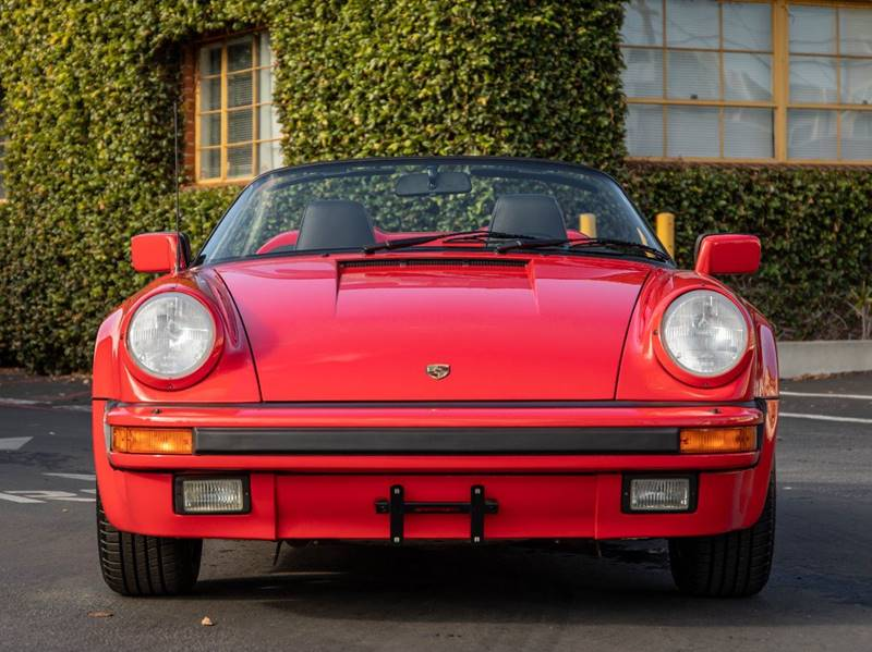 1989 Porsche 911 Carrera Speedster (image 7)