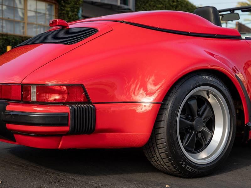 1989 Porsche 911 Carrera Speedster (image 17)